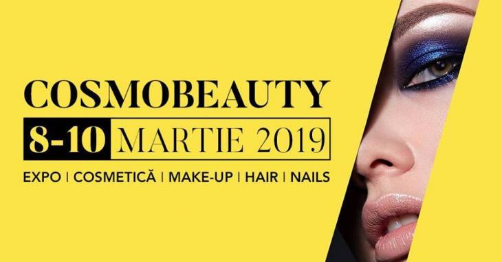 Cosmobeauty 2019 Bilete La Expoziție Crystal Palace Ballrooms
